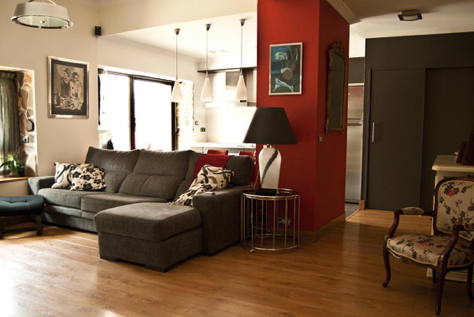 Reforma de una vivienda