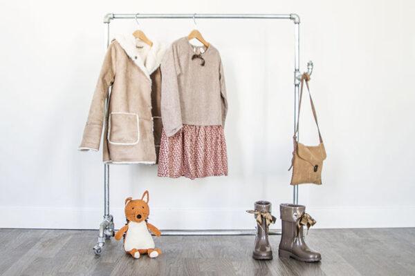 burro para ropa diseñado a medida