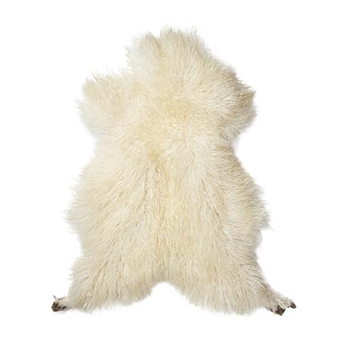 piel de oveja nórdica
