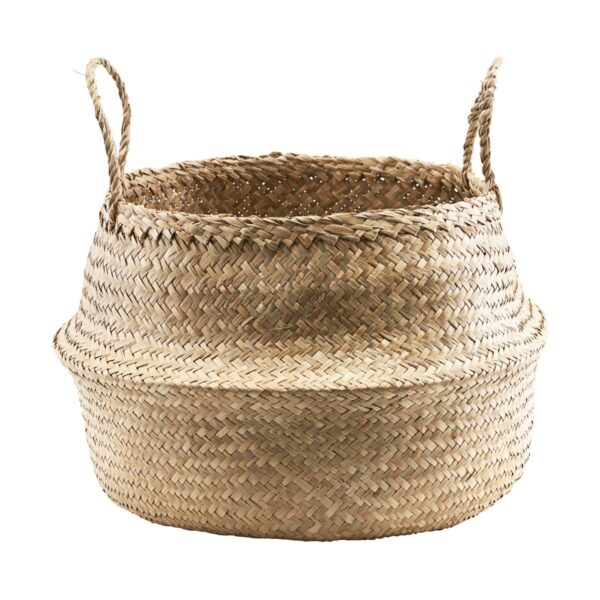 cesta para maceta