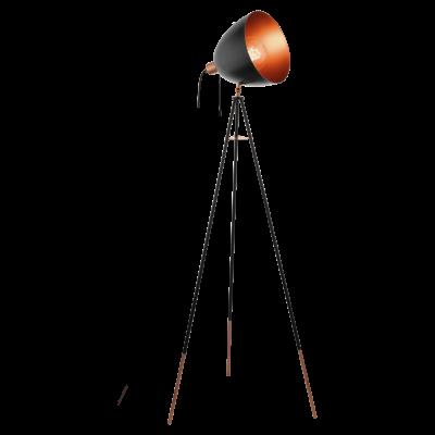 lámpara estilo vintage