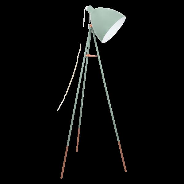 lámpara de foco