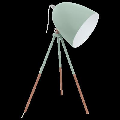 lámpara de foco mesa
