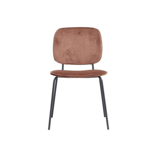silla terciopelo comma