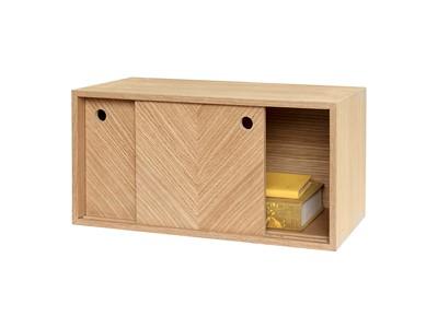 armario colgante diseño nórdico