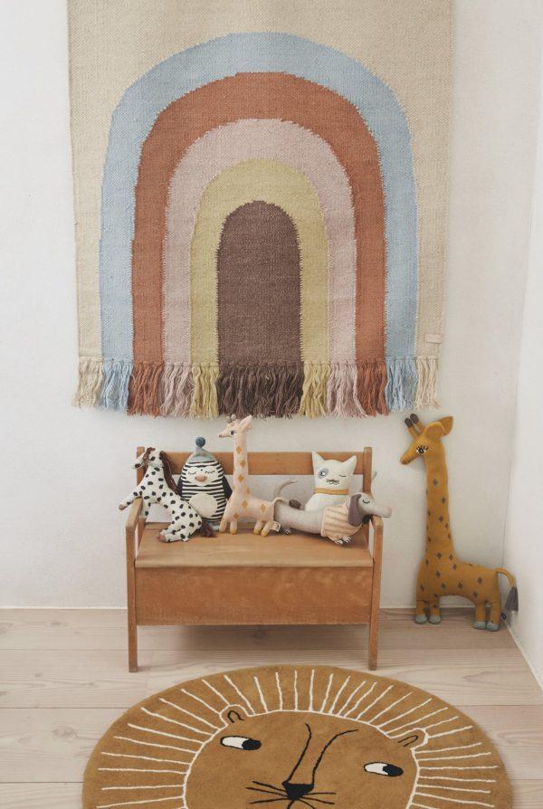 tapiz arcoiris