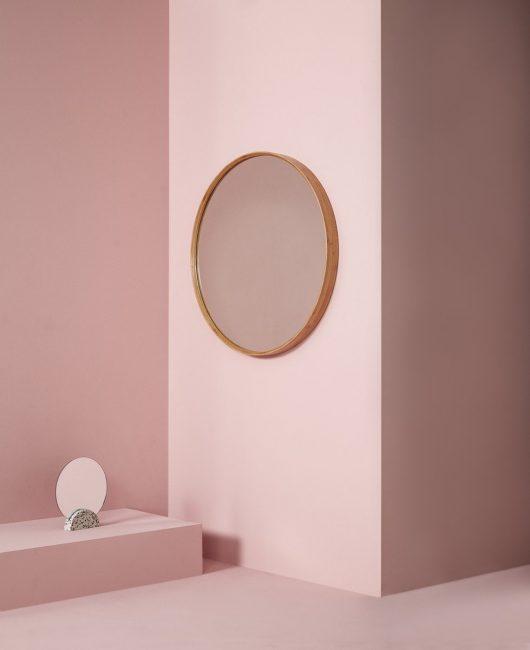 espejo terrazzo