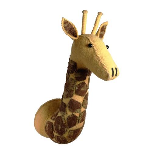 cabeza animal decoracion infantil