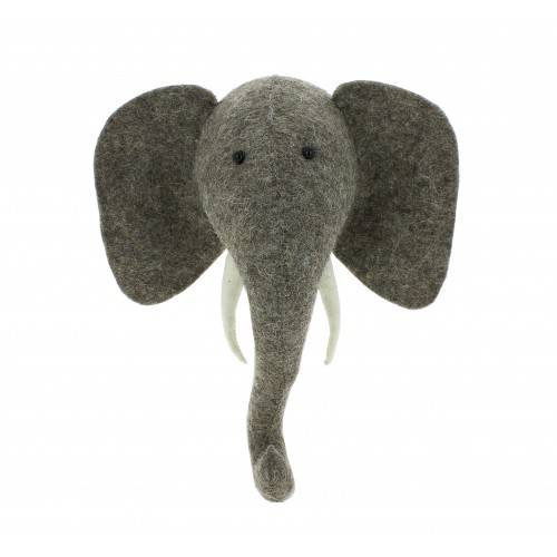 cabeza animal decoracion